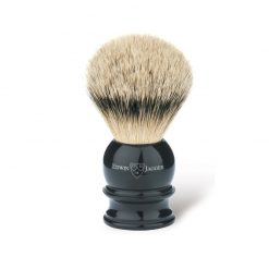 Edwin Jagger 1EJ466 Μαύρο Πινέλο Ξυρίσματος Ασβού Silvertip Badger.