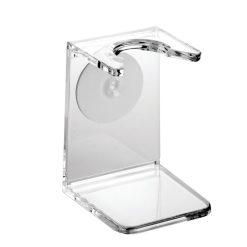 Muhle RH5 Διαφανές Βάση Πλαστική για Πινέλο Ξυρίσματος.