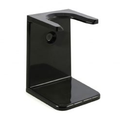 Edwin Jagger RH6 Βάση Μαύρη Πλαστική για Πινέλο Ξυρίσματος.