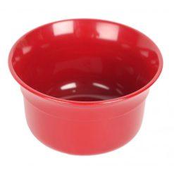 Omega Μπολ Ξυρίσματος Πλαστικό Κόκκινο.