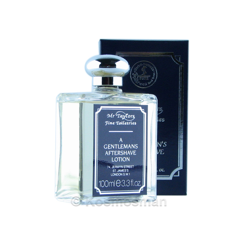 Taylor Of Old Bond Street Mr Taylor Aftershave Lotion After Shave Shaving 100ml Shaving & Hair Removal