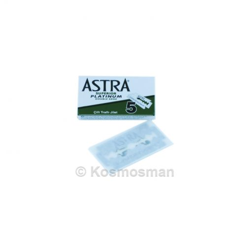 Astra Superior Platinum Ξυραφάκια Πακέτο 5ΤΜΧ 2
