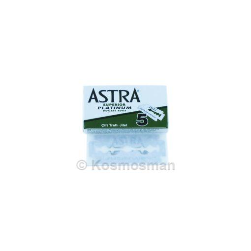 Astra Superior Platinum Ξυραφάκια Πακέτο 5ΤΜΧ 3