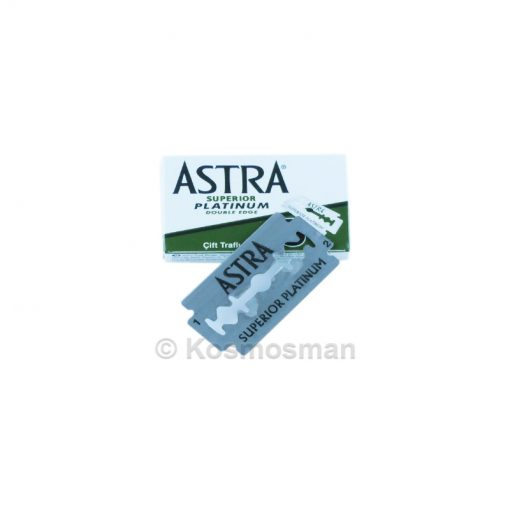 Astra Superior Platinum Ξυραφάκια Πακέτο 5ΤΜΧ 4