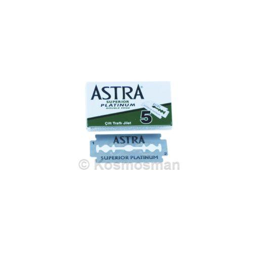 Astra Superior Platinum Ξυραφάκια Πακέτο 5ΤΜΧ 5