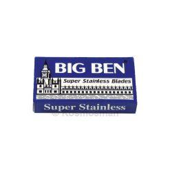 Big Ben Super Stainless Ξυραφάκια σε Πακέτο 10τμχ.
