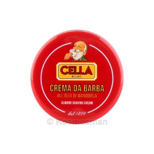 Cella Αμύγδαλο Σαπούνι Ξυρίσματος σε Μπολ 150g.