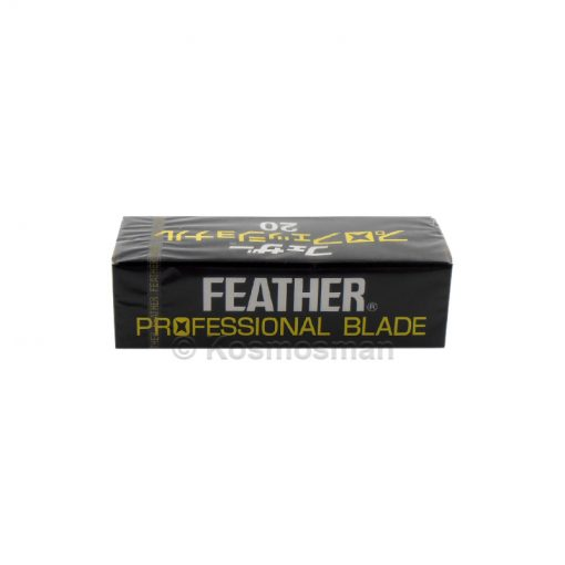 Feather Professional Ξυραφάκια για Shavette Feather Πακέτο 20τμχ.