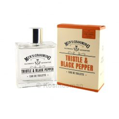 The Scottish Fine Company Κολόνια Thistle & Black Pepper 100ml.
