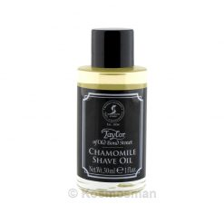 Taylor of Old Bond Street Chamomile Pre-Shave Oil 30ml.