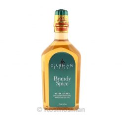 CLUBMAN Pinaud Brandy Spice After Shave 177ml.