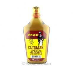 CLUBMAN Special Reserve After Shave Lotion 177ml.