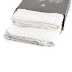 MUHLE T1 Πετσέτες Ξυρίσματος από Καθαρό Βαμβάκι 2τμχ.