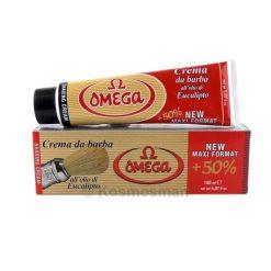 Omega Ευκάλυπτος Κρέμα Ξυρίσματος Tube 150ml.