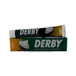 Derby Λεμόνι Κρέμα Ξυρίσματος σε Σωληνάριο 100g.