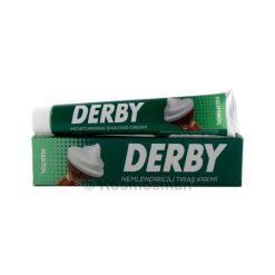 Derby Μέντα Κρέμα Ξυρίσματος σε Σωληνάριο 100g.