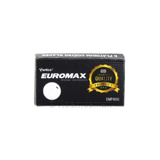 Euromax Platinum Ξυραφάκια σε Πακέτο 5τμχ.