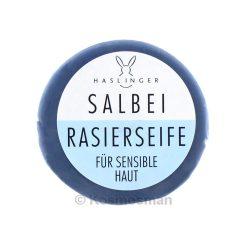 Haslinger Φασκόμηλο Σαπούνι Ξυρίσματος Ανταλλακτικό 60g.
