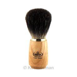 Omega 66150 Black Badger Shaving Brush.