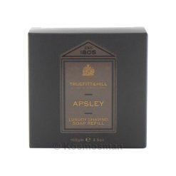 Truefitt and Hill Apsley Luxury Shaving Soap Refill 99g.