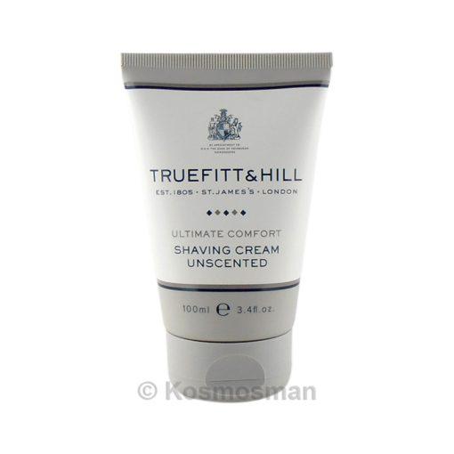Truefitt and Hill Ultimate Comfort Κρέμα Ξυρίσματος Tube 100ml.