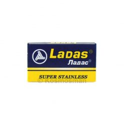 Ladas Super Stainless Steel Double Edge Blades 10pcs.
