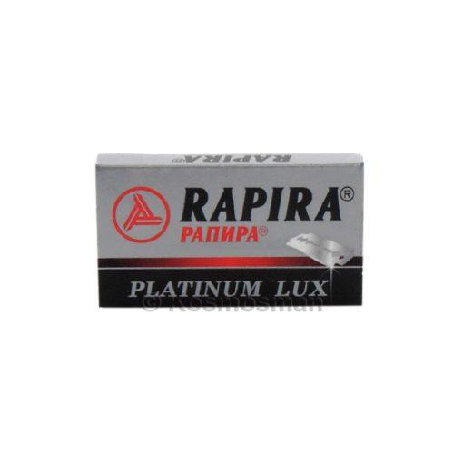Rapira Platinum Lux Ξυραφάκια σε Πακέτο 5τμχ.