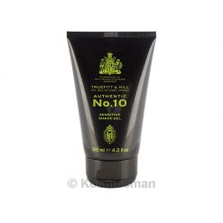 Truefitt and Hill Authentic No10 Gel Ξυρίσματος 125ml.