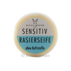 Haslinger Sensitive Σαπούνι Ξυρίσματος Ανταλλακτικό 60g.