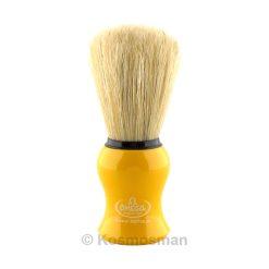 Omega 10065 Κίτρινο Πινέλο Ξυρίσματος Χοίρου.