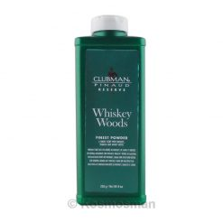 Clubman Whiskey Woods Powder Ταλκ σε Σκόνη 255g.