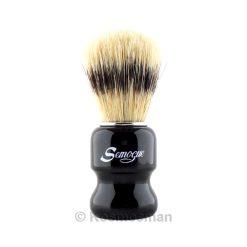 Semogue Torga C3 Premium Μαύρο Πινέλο Ξυρίσματος Χοίρου.