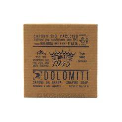 Saponificio Varesino Dolomiti Ανταλλακτικό Σαπούνι Ξυρίσματος 150gr.