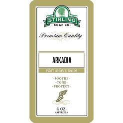 Stirling Soap Co. Arkadia Μετά το Ξύρισμα Βάλσαμο 118ml.