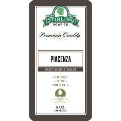 Stirling Soap Co. Piacenza Μετά το Ξύρισμα Βάλσαμο 118ml.