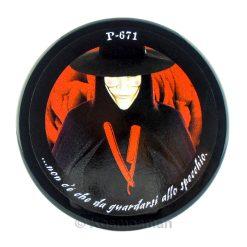 "TFS ""V"" P-671 Σαπούνι Ξυρίσματος 150ml."