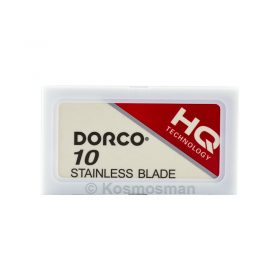 Dorco HQ Tech Stainless Steel Ξυραφάκια σε Πακέτο 10τμχ.