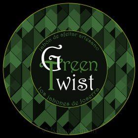Los Jabones De Joserra Green Twist Artisan Σαπούνι Ξυρίσματος σε Μπολ 125g.