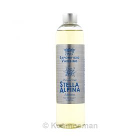 Saponificio Varesino Stella Alpina Gel για Μπάνιο & Ντους 350ml.