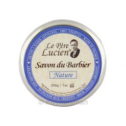Le Père Lucien Nature Σαπούνι Ξυρίσματος σε Μπολ 200g.