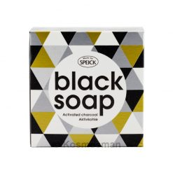 Speick Active Black Face & Body Soap 100g.