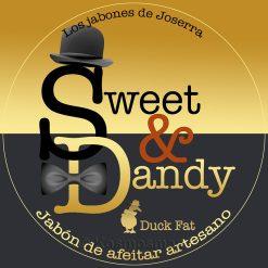 Los Jabones De Joserra Sweet & Dandy Artisan Σαπούνι Ξυρίσματος σε Μπολ 125g.