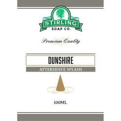 Stirling Soap Co. Dunshire Μετά το Ξύρισμα Λοσιόν 100ml.
