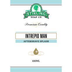 Stirling Soap Co. Intrepid Man Μετά το Ξύρισμα Λοσιόν 100ml.