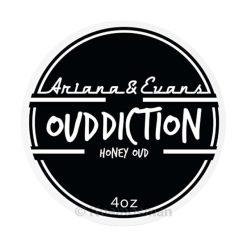 Ariana & Evans Ouddiction Σαπούνι Ξυρίσματος 118ml.