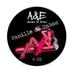 Ariana & Evans Vanilla de Tabac Σαπούνι Ξυρίσματος 118ml.