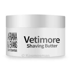 Ariana & Evans Vetimore Shaving Butter Vegan Σαπούνι Ξυρίσματος 118ml.