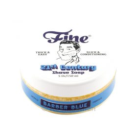 Fine Accoutrements Barber Blue Σαπούνι Ξυρίσματος New Formula 150ml.