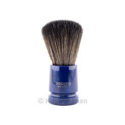 ZENITH 509BC SD Dark Συνθετικό Πινέλο Ξυρίσματος με Μπλε Λαβή.