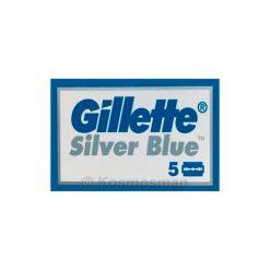 Gillette Silver Blue Double Edge Blade 5pcs.